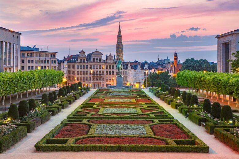 Destinasi Untuk Liburan di Eropa: Brussels, Belgia