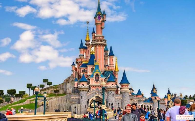 Taman Rekreasi di Eropa: Disneyland Paris