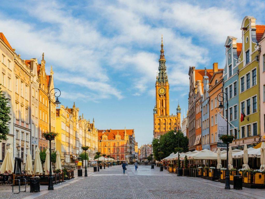 Destinasi Romantis di Eropa: Gdansk, Polandia
