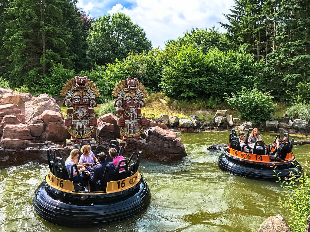 Taman Rekreasi di Eropa: Efteling, Belanda