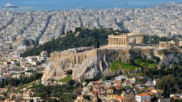 Destinasi Budaya di Eropa: Athena, Yunani