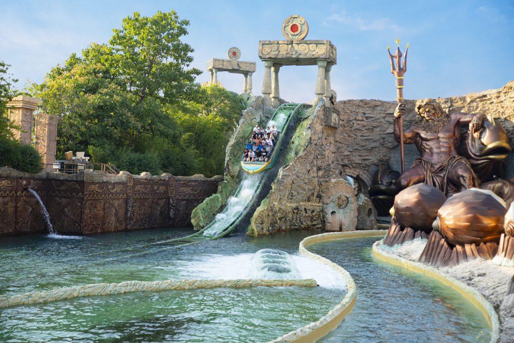 Taman Rekreasi di Eropa: Gardaland Resort, Italia