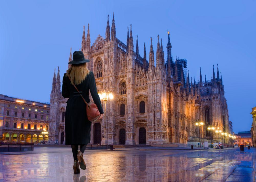 Destinasi Untuk Pencinta Makanan di Eropa: Milan, Italia